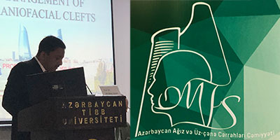 Dr SM Balaji invited to attend the presentation ceremony of Azerbaijan Society of Oral and Maxillofacial Surgeons (AzSOMS)