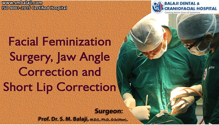 Facial Feminization Surgery India