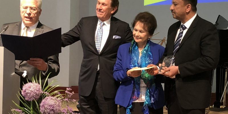 Prof SM Balaji receives the highest scientific award