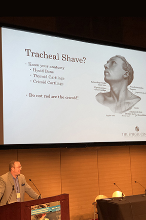 The Presidential Speech at the inauguration of the First Live Surgery Symposium of the WPATH at the Icahn School of Medicine at Mount Sinai, New York City, USA