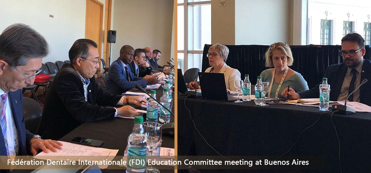 Education Committee meeting in progress