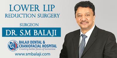 Lip Reduction Surgery India