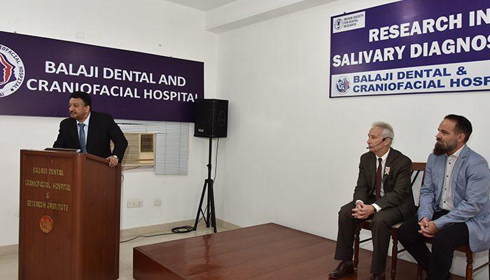 Dr. Paul Slowey and Dr. Benji Pretorius
